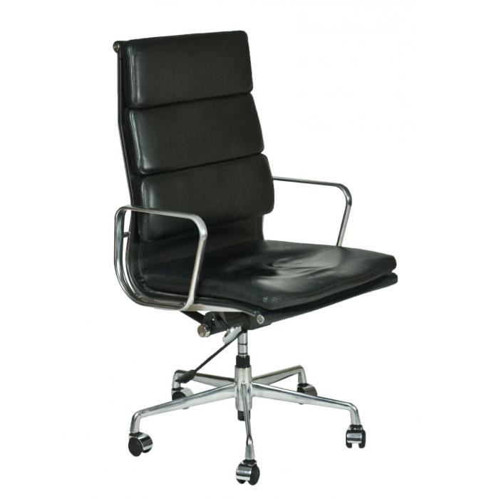 chaise de bureau eames ea219 achat vente chaise de. Black Bedroom Furniture Sets. Home Design Ideas