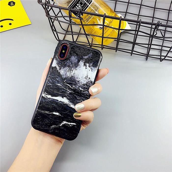 coque iphone 8 vague mer