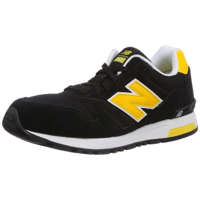 new balance noir jaune