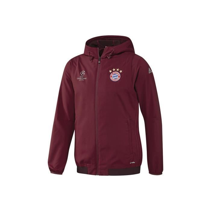 Veste de présentation Adidas FC Bayern Munich AO0344