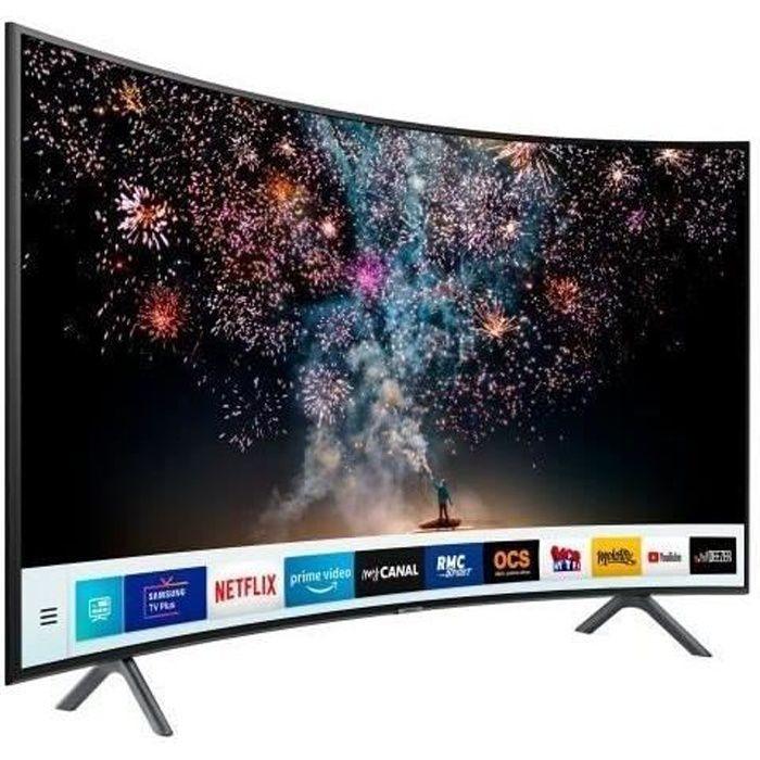 "Téléviseur LED SAMSUNG UE65RU7372 TV LED 4K UHD 163 cm (65"") - Ec"