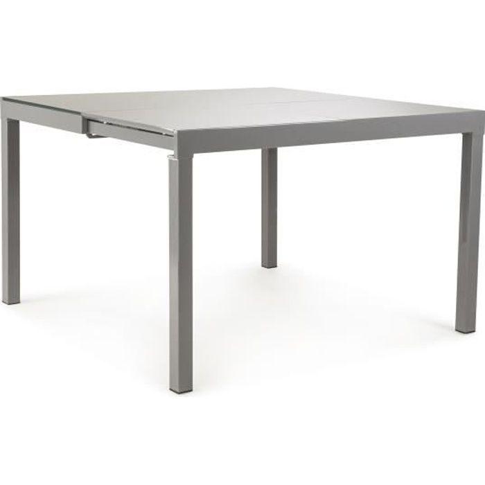 Table En Verre Carre Chaise Achat Vente Pas Cher