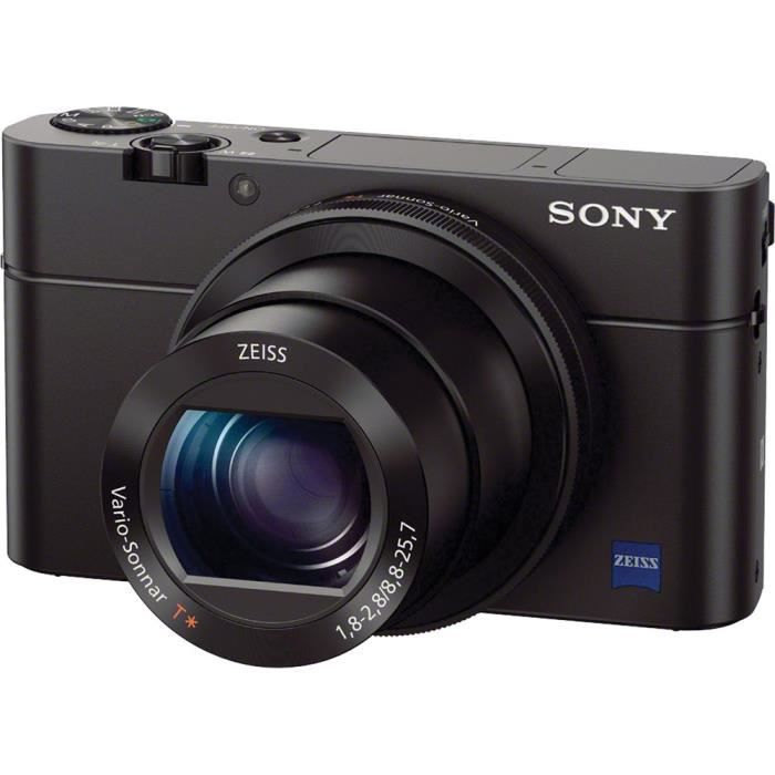 APPAREIL PHOTO COMPACT SONY CAMERA RX100 III