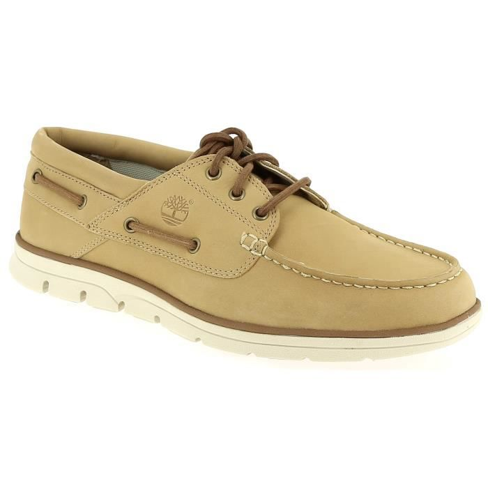 chaussures timberland bateau