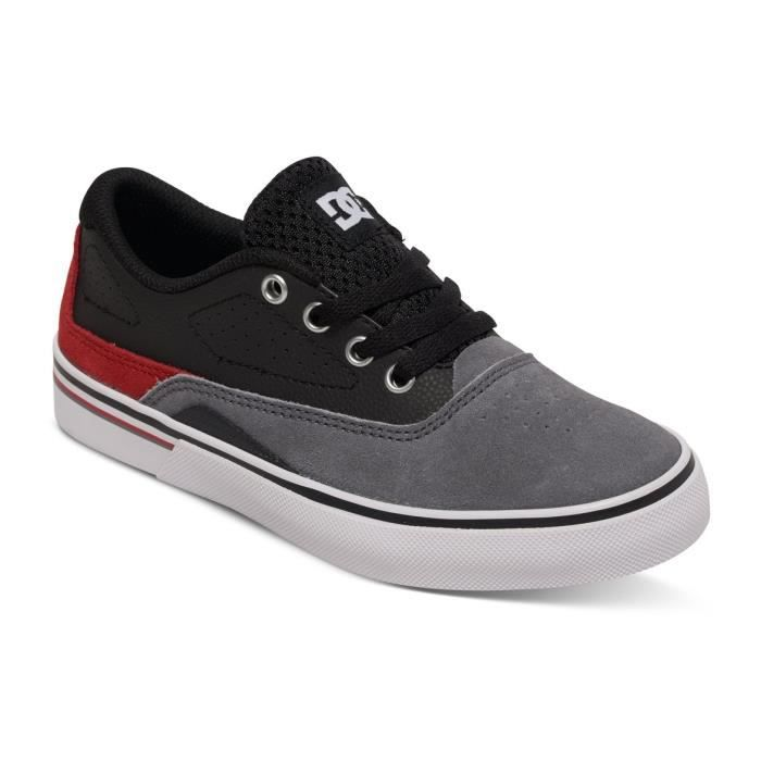 DC SULTAN grey black red