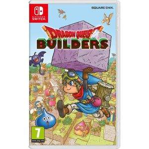 SORTIE JEUX NINTENDO SWITCH Dragon Quest Builders Jeu Switch