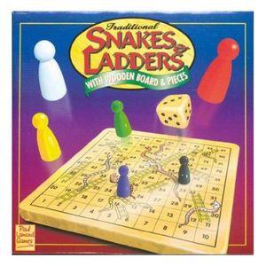 Jeu de société Snakes And Ladders 112213