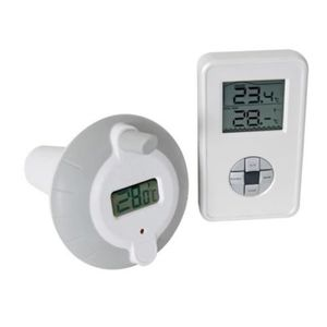 Thermometre digital a sonde achat vente thermometre for Thermometre piscine flottant