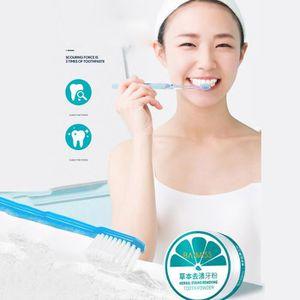 DENTIFRICE DÉTACHAGE Dentifrice Lutte dent Poudre Dentifrice
