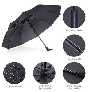 PARAPLUIE Parapluie Pliant - Parapluie Automatique à 8 Couch