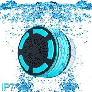 ENCEINTE NOMADE Haut-parleurs de douche ParaCity, étanches IP67, p