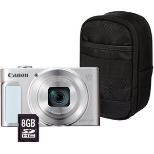 PACK APPAREIL COMPACT Appareil photo compact CANON Pack SX620 HS Blanc +