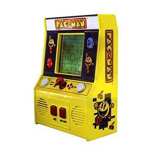 PARTITION Arcade Classics  Pacman Retro Mini Arcade Game