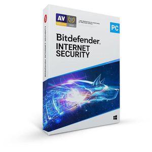 ANTIVIRUS Bitdefender Internet Security 2020 - 5 PC - 2 ans