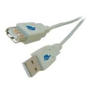 AUTRE PERIPHERIQUE USB  Microconnect - Rallonge de câble USB - USB à 4 bro