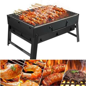 Jeffergrill Fourchette en Acier Inoxydable pour Barbecue