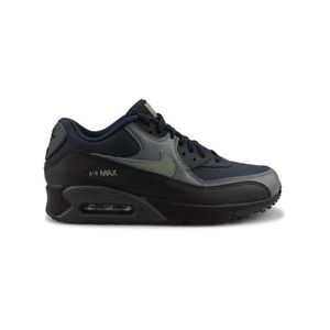 BASKET Basket Nike Air Max 90 Essential Bleu 537384-426