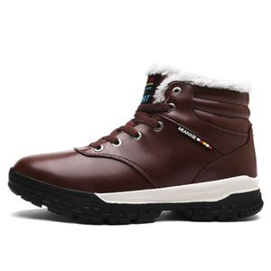 BOTTINE 20171028002-6-39-Brown239-48 hiver hommes chaussur