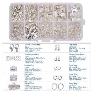 KIT BIJOUX PandaHall Elite -1/Boîte d'accessoire de bijoux,Fe