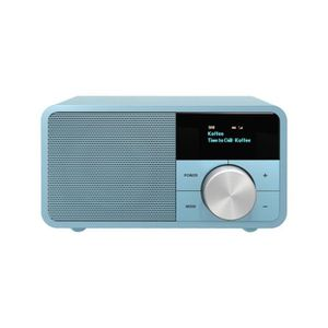 RADIO CD CASSETTE Radio DAB+ / FM-RDS / Aux in / Bluetooth / Boîtier