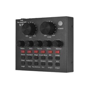TABLE DE MIXAGE SUPER Table de Mixage Externe Audio Carte Son USB
