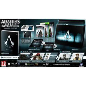 JEU PS3 PS3 Assassin's Creed : revelations - édition Animu
