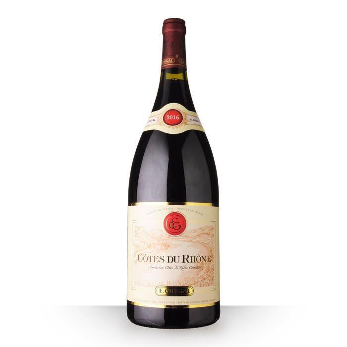 Magnum Guigal 2016 AOC Côtes du Rhône - 150cl - Vin Rouge