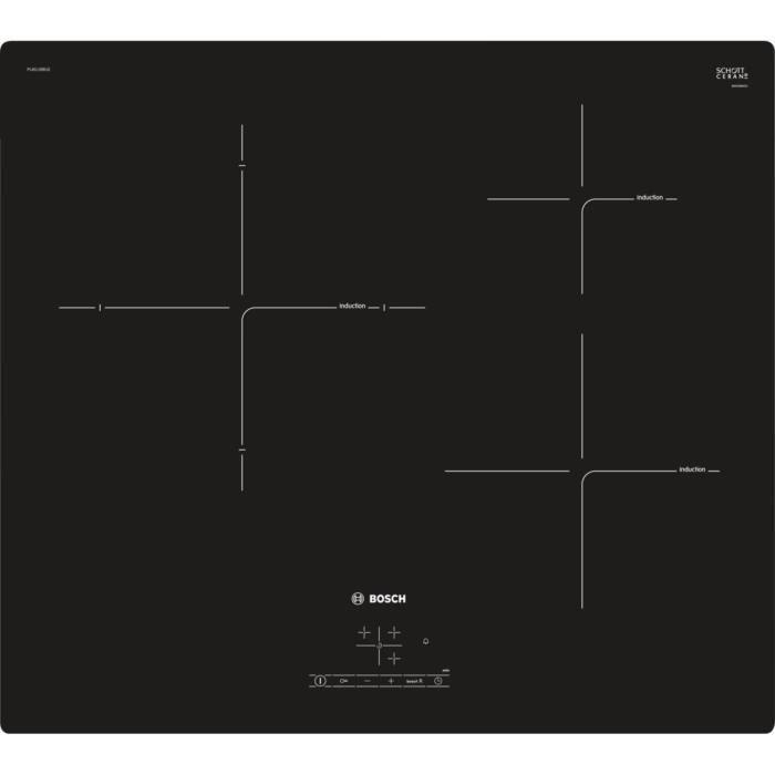 Plaques induction PIJ 611 BB 1 E
