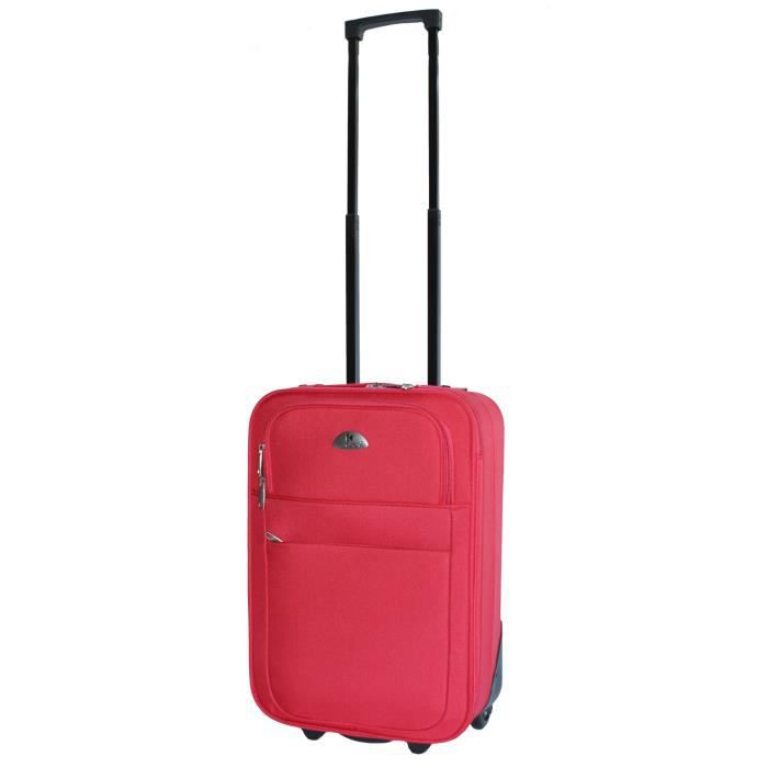 Kinston -Valise trolley cabine 2 roues agréé low cost