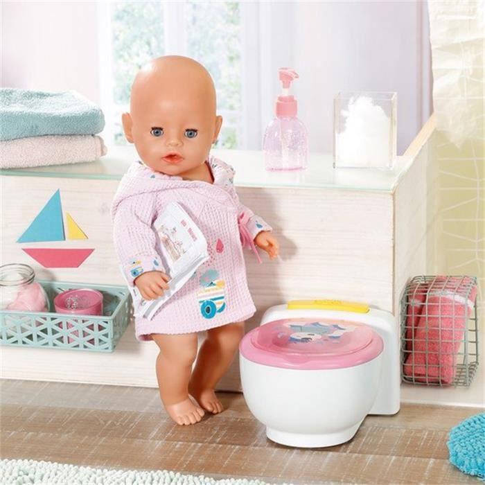 Baby Born Bath Toilettes