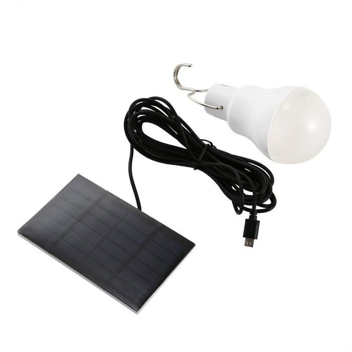 /étanche Panneau Solaire S/éparable 3 Modes de Lumi/ère Solaire 2 Pack Lampe Solaire Dext/érieur avec D/étecteur de Mouvement 48 LED 800LM Super Brillant