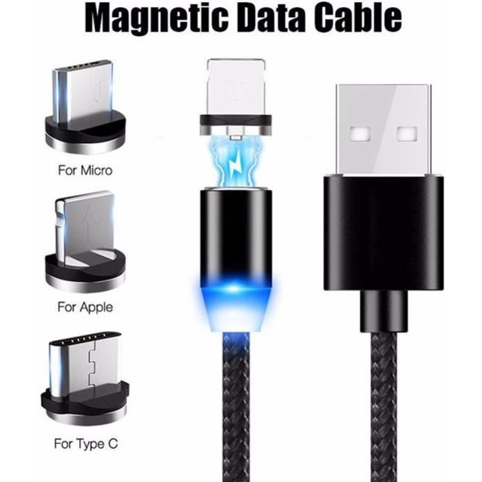 CABLE USB CHARGEUR UNIVERSEL 10 EN 1 • TELEPHONE PORTABLE SMARTPHONE GPS
