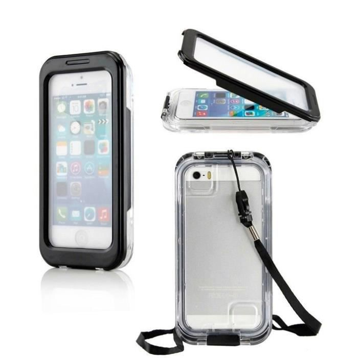 coque iphone 5 impermeable
