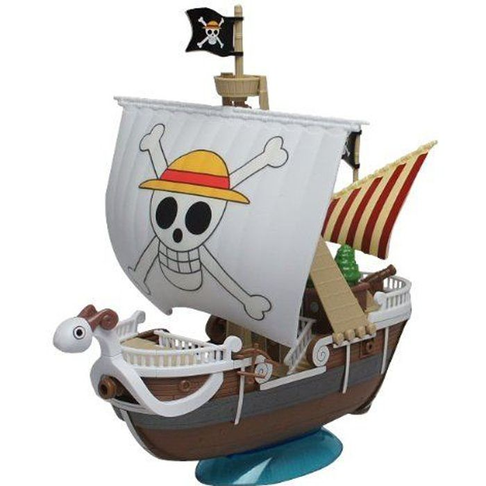 figurine one piece going merry achat vente figurine personnage cdiscount. Black Bedroom Furniture Sets. Home Design Ideas