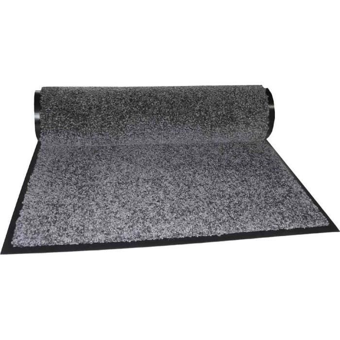 tapis antipoussi re eazycare 120 x 180 cm gris achat vente paillasson cdiscount. Black Bedroom Furniture Sets. Home Design Ideas