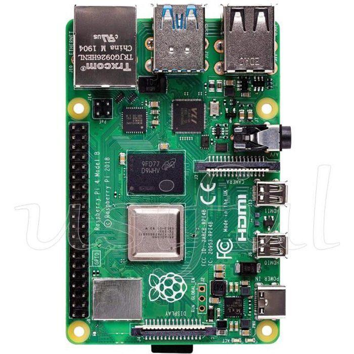 Les meilleurs Raspberry Pi 4 4