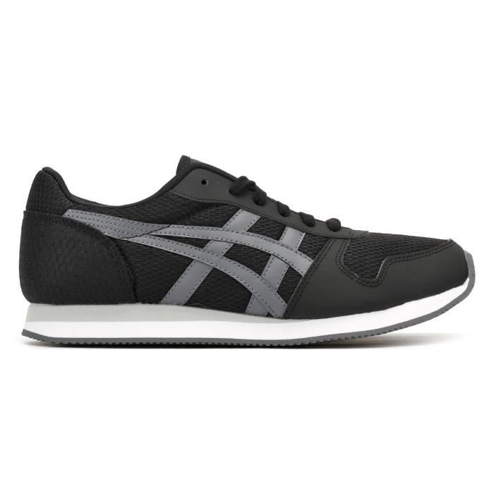 ASICS Homme Noir-Carbon Curreo II Baskets-UK 8