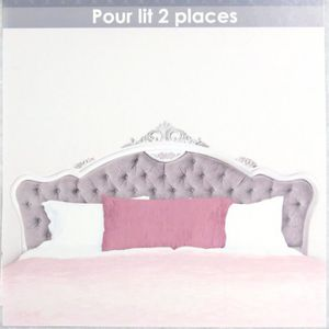 tete de lit baroque achat vente pas cher. Black Bedroom Furniture Sets. Home Design Ideas