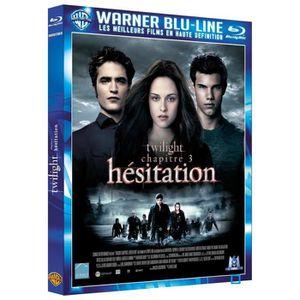BLU-RAY FILM Blu-Ray Twilight, chapitre 3 : hésitation