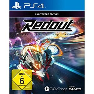 JEU PS4 Redout Lightspeed EditionPS4