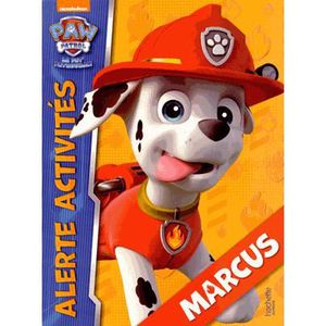 LIVRE JEUX ACTIVITÉS Alerte activités Marcus