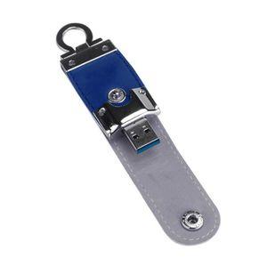 CLÉ USB USB 3,0 64 GB Business en cuir mémoire flash Stick