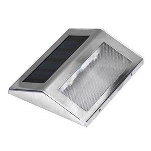 LAMPE DE JARDIN  virtualhall®LED solaire chemin d'alimentation esca