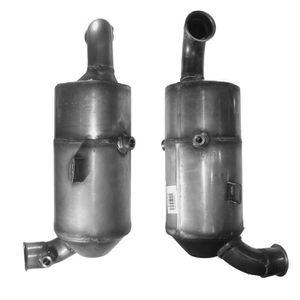 FILTRE A AIR Filtre à particules (FAP)   (FAP - catalyseur comb