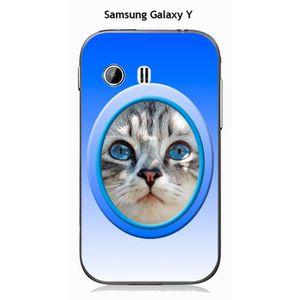Samsung galaxy y coque chat