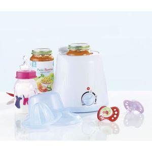 CHAUFFE BIBERON Chauffe-biberon / chauffe-repas pour bébé, avec pr