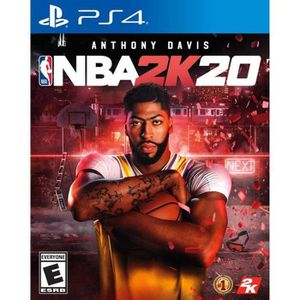 JEU PS4 Jeu Playstation 4 - Nba 2k20