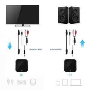Récepteur audio 2 en 1 Bluetooth Transmetteur audio/récepteur Tosl