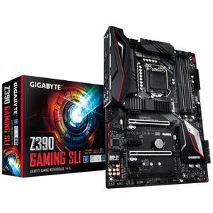 CARTE MÈRE Carte mere Gigabyte Z390 Gaming SLI, Intel Z390 -