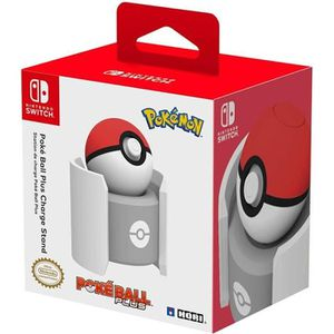 CHARGEUR CONSOLE Station De Charge Pokeball +